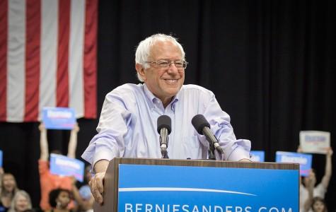 """Young Democrats club feels the """"Bern"""""""