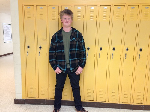 Humans of CHS: January 2016 edition
