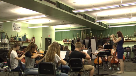 Orchestra introduces parent night