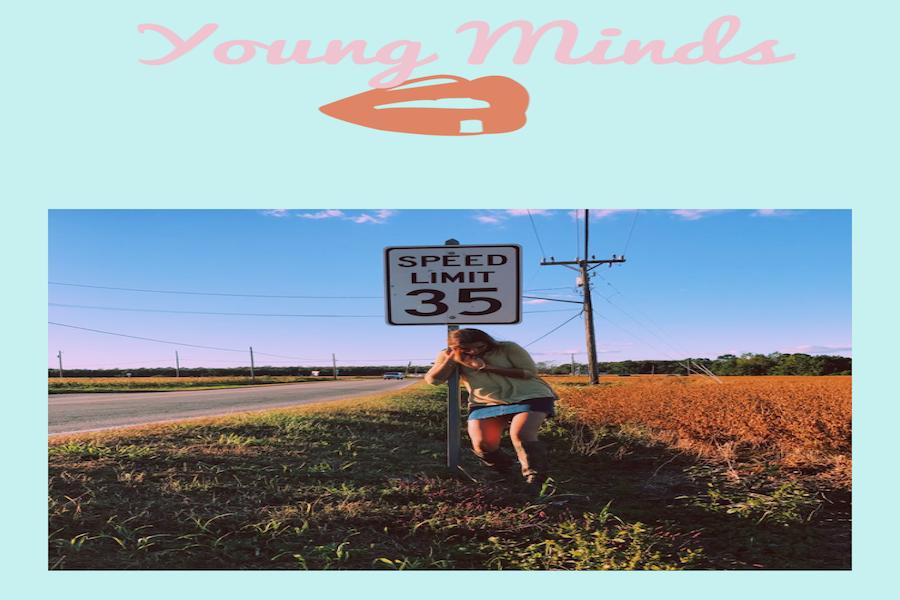 """Q & A: Junior Lauren Hillier's """"Young Minds"""" blog"""