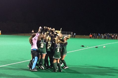 Field Hockey takes state title