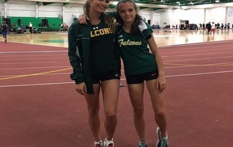Indoor Track teams show promise