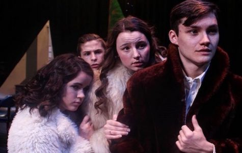 "Falcon Theater presents ""the Lion, the Witch, and the Wardrobe"""