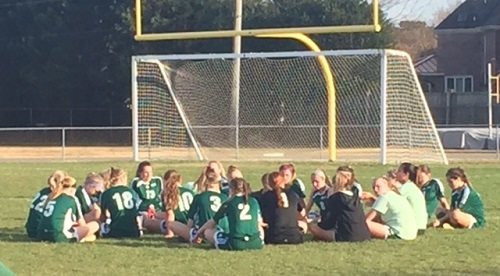 Girls soccer preps for upcoming season