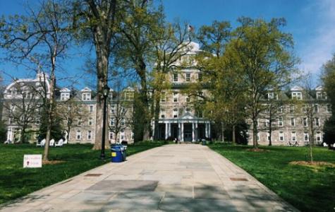 Swarthmore College visit