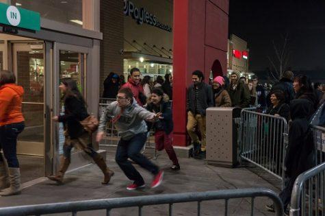 'Black Friday' transitions to 'Black November'