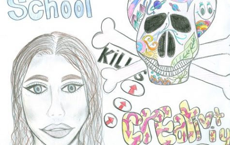 Creativity, killed by educational standards