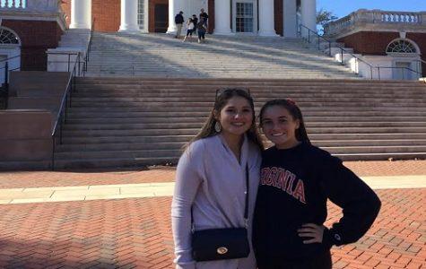 University of Virginia: graduate Ally McNulty