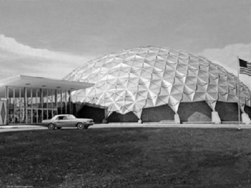Virginia Beach History The Dome
