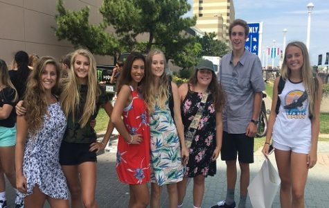 ECSC: model fashion students
