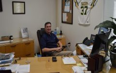 Falcons welcome new principal, Dr. Kelly
