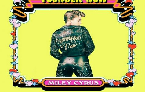 YOUNGER NOW FEATURES a new brand of Miley Cyrus.