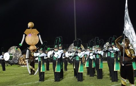 Falcons boast 20 district band members