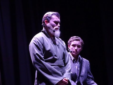 """Falcon Theater presents """"The Giver"""""""