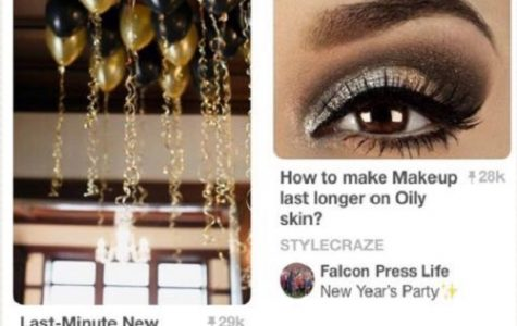 New Year's, Pinterest