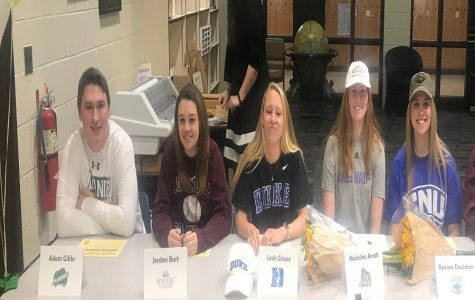 Student-athletes: National Signing Day