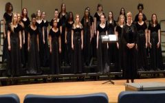 Chorus reclaims Blue Ribbon for Excellence