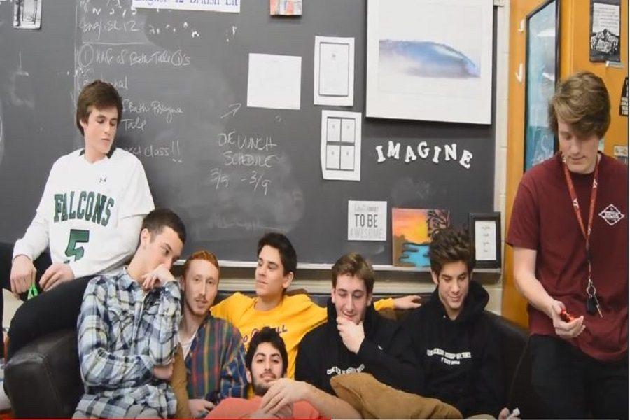 Mr. Cox: the boys are back Q&A