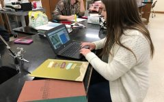 Talon staff hustles to complete yearbook