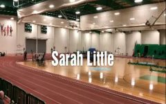 Senior Sarah Little breaks records