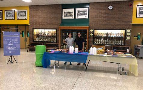 Key Club hosts back-to-school teacher breakfast