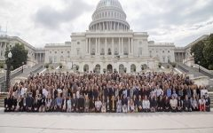 Pulley acts as National Youth Delegate, attends environmental summit in Washington D.C.