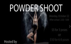 "Falcon Photography club, ""Powder Shoot"""