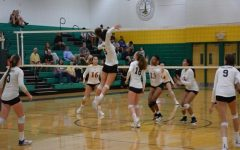 Girls volleyball, the hot topics