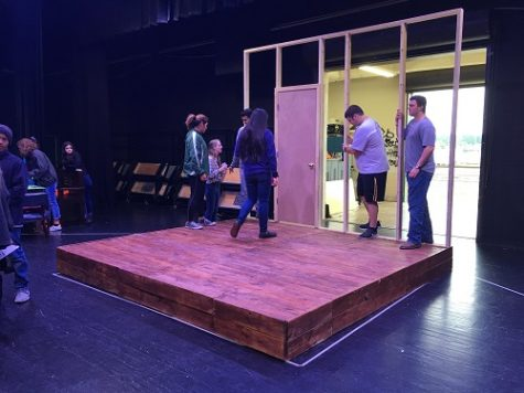 "Falcon Stage Company presents play ""Almost, Maine"""