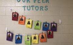 VTfT's peer tutoring program, students help students