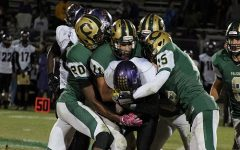 Falcons football finishes regular season, prepare for playoffs