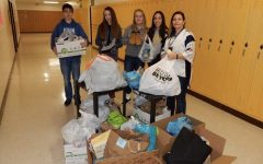 Key club promotes 'Got Sole' project