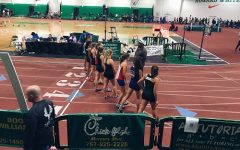 Indoor track starts season with bang
