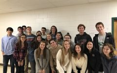 AP Biology students attend cadaver lab