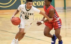 Falcon boys basketball, defeats PA Cavaliers