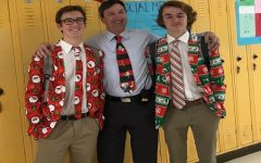 Winter spirit week 'rings' in holiday themes