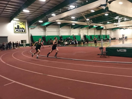 Indoor Track runs mid-way through season