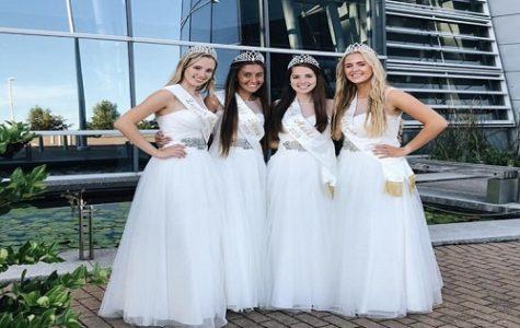 Neptune Festival princesses grace the halls