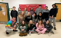 Falcons love Frank 'dubbs', spirit week