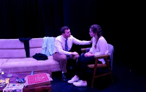"""Falcon Stage Company presents """"The girl in the mirror"""""""