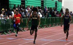 Q&A: junior Keontae Jenkins sets new standards on track