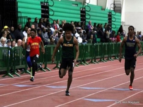 Outdoor Track team starts a successful season