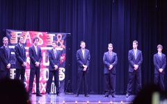 Racing 'fast and furious', Mr. Cox pageant