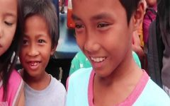 """Memory Project"" gifts portraits, Philippine underprivileged children"