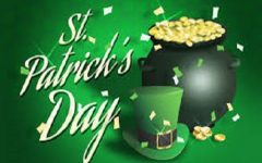 St. Patrick's Day inspires 'luck of the Irish'
