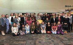 German exchange students explore Virginia