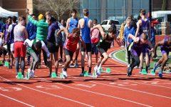 Outdoor Track team starts a successful season