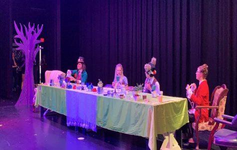 "Falcon Stage Company presents ""Alice's Adventures in Wonderland"""