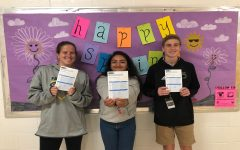 Falcons test knowledge, upcoming AP exams