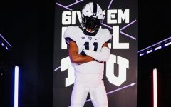 Junior Keontae Jenkins becomes the first ever Virginia football player to commit to TCU